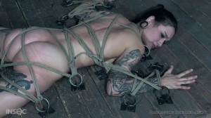 Lovely Suffering Part 1 [2018,RealTimeBondage,Luna Lovely,Humiliation,Whipping,Torture][Eng]