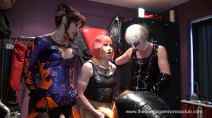 Down the Bunny Hole Finale [2019,Femdom ,Foot Fetish,Foot Domination][Eng]
