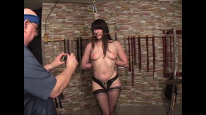 A Day In The Dungeon [2017,Bondage,Humiliation][Eng]
