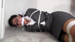 Slave secretary sahryer [2019,Tied,Bondage,Roped][Eng]
