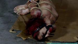 HD Bdsm Sex Videos Stefania's Tight Box Hogtie Part 2 [2020,FutileStruggles,Bondage ,Gagged Women ,Rope Bondage ][Eng]