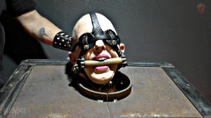 Sensualpain Out of Isolation For electro Treatment [2019,Sensualpain,Abigail Dupree,device bondage torture,steel,pain][Eng]