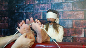 Bdsm Most Popular Ameliya long tickle torture with tied toes [2020,RussianFetish,Foot Fetish,Tickling,Feet][Eng]