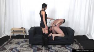 Tatjana - Hard, Evil, Brutal [2018,Tatjana,Submission,Humiliation,High Heels][Eng]