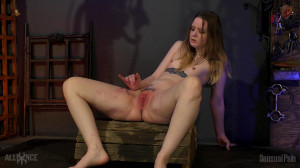 Lesbian Pussy Smack Gut Punch - Jessica Kay [Eng]