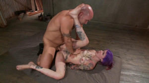 Krysta Kaos and Derrick Pierce [2013,Bondage,BDSM][Eng]