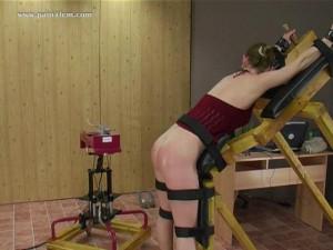 The spanking machine [2021][Eng]