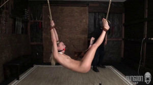 DungeonCorp - Chloe Temple - Chloe on Display [DungeonCorp,Bdsm][Eng]