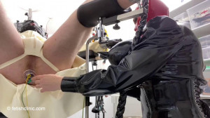E-Stim and Strap-On Play [2020,Foot Fetish,Femdom ,Foot Domination][Eng]