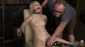 Dungeon Corp - Lily Rader - Lily in Bloom [2018,Dungeon Corp,Lily Rader,punishment,pain,whipping][Eng]