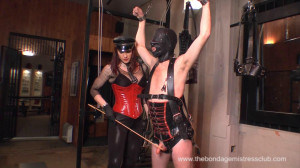 Bound to Take It Finale [Femdom ,Foot Fetish,Foot Domination][Eng]