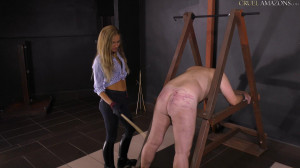 Mistress Tatjana Returned [Mistress Tatjana,Caning,Pai,Humiliation][Eng]