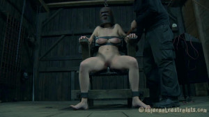 Holly Wildes (Wildes Imagination) [InfernalRestraints,Holly Wilds,Electrical Dildo,Torture,Caning][Eng]