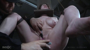 Tight bondage, domination and spanking for horny slave model [2020][Eng]
