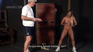 Graias - The Coach 2 [2020,BDSM,torture,Rope][Eng]