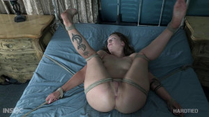 Brutal Bdsm Porn Ruined Orgasm [2019,HardTied,Jacey Jinx,Whipping,Humiliation,BDSM][Eng]