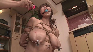 Housewife Abyss Of Meat Slave Of Torture [2014,Bdsm,Torture][Eng]