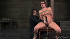 Wet and Desperate Part 2 - Maddy O'Reilly. [2014,Spanking,Torture,Bondage][Eng]