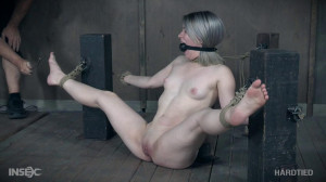 Bambi Belle - Deer In Headlights [Bambi Belle,Caning,Vibrator,Humiliation][Eng]