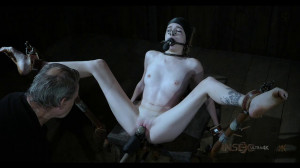 Unlocking her mind [2018,Brooke Johnson,GloryHole,Vibrator,Fuck Machine][Eng]