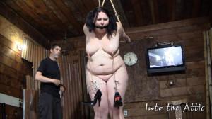 Morgan Fat slave [2017,Bondage,Torture,Bdsm][Eng]