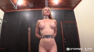 slave girl [2018,Bondage,Roped,Tied][Eng]
