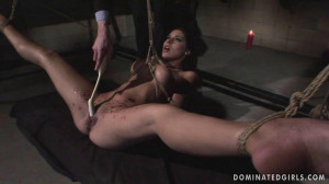 Domination victim - Zafira - Extreme, Bondage, Caning [2018,All Sex,Humiliation,Spanking][Eng]
