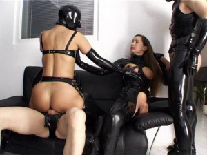 Portrait Of - More Than One [2010,Scala,Jolanta Venus,BDSM,StrapOn,Spanking][Eng]