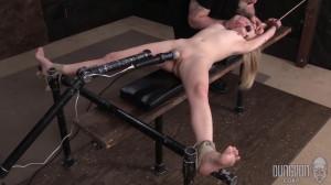 Masochistic Blonde - Paris White - Full Movie [Eng]