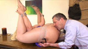 Alura Jenson - Slave [2014,Alura Jenson,humilation,cuckold,big ass][Eng]