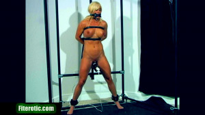 Muscle Goddess Orgasm Predicament [torture,Bondage,BDSM][Eng]
