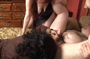 How To Perform A Rimjob Carmen Payne and Coco Luscious [OSK Productions][Eng]