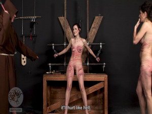 Pages From The Lomp's Diary Part 3 [2021,girl,BDSM,Pain,Torture][Eng]