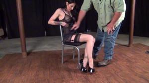 Raven Eve: Photo shoot [Bondage,BDSM,Rope][Eng]