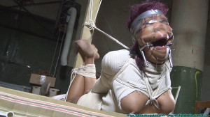 HD Bdsm Sex Videos Sassy is Clamped, Tounge Tied, Nose Hooked, etc Part 3 [Rope Bondage ,Did ,Bondage ][Eng]