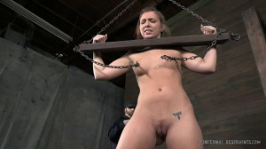 Super bondage, strappado and hogtie for beautiful sexy girl [2020][Eng]