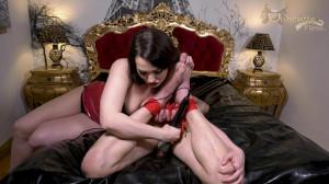 Oubliette - Might I let You Cum Starring Goddess Serena [2021,Foot Fetish,Foot Domination,Femdom ][Eng]