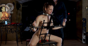 Renting a Slave Amelie Part 1 [2019,Submission,Torture,Rope Bondage][Eng]