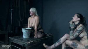 Piss River: Part 3 [London River,Torture,Anal Fingering,Bondage][Eng]