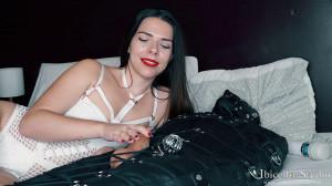 Femdom Porn Videos immobilise dans  bodybag [2020,Ibicella Studio,Handjob,Orgasm Control,Milking][Fre]