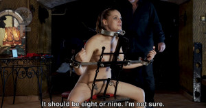 Renting a Slave Amelie Part 2 [2019,Submission,Bondage,Torture][Eng]