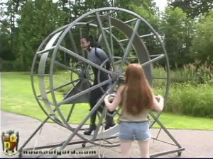 Wenona Wheel'd [2009,gags,spandex,electrical][Eng]