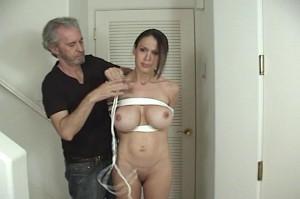 Kidnap Her part 26 [2015,Rope,Humilation,Bondage][Eng]