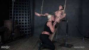 Hardcore Bdsm With Gorgeous Round Asses [2019,Joanna Angel,BDSM,Whipping,Humiliation][Eng]