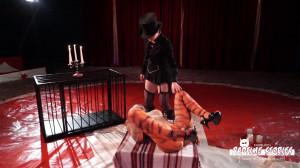 Leah Obscure and Alissa Noir [2017,Leah Obscure & Alissa Noir,BDSM,Domination,Bondage][Eng]