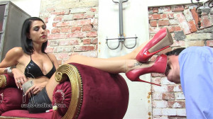 Lady Chanel - Pay More oldster [2019,Foot Fetish,Femdom ,Foot Domination][Eng]