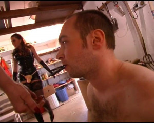 Abgehauen [2005,Small Talk,Cock Torture,BDSM,Fem Dom][Ger]