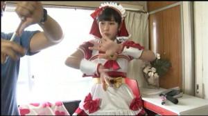 Cleaning Angel! Thrill Girl  cd.4 [2015,GIGA,Ruru Aizawa,Japan,Female Warrior,Fetish][Eng]