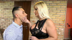 Anna Valentina - Submissive Client [2020,Femdom,Humiliation][Eng]