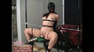 Chair Tied Ladies [2019,torture,BDSM,Rope][Eng]